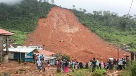 Sierra Leone: Ebola, Perang, dan Kini Bencana