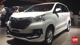 Penjualan Mobil Lesu, Avanza Tetap Paling Diburu