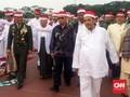 Ma'ruf Amin dan Habib Lutfi Datang di Doa TNI 17 17 17