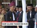 Salam Hangat Jokowi di Hari Ulang Tahun RI