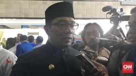 Ridwan Kamil Izinkan Transportasi <i>Online</i> di Bandung