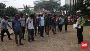 Urusi Pak Ogah, Polisi Tunggu Jadwal Anies-Sandi