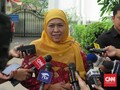 Khofifah Tunggu Restu Jokowi Maju Pilgub Jatim