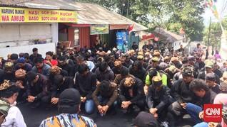Pemohon: Eksekusi Lahan Tak Terkait Sunda Wiwitan