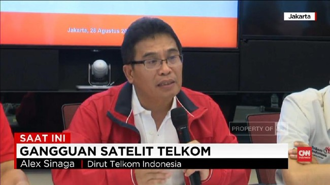 VIDEO: Telkom Akan Ganti Transponder Satelit Telkom 1