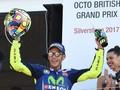 Rossi Belum Mau Pensiun Usai Rebut Podium GP Inggris