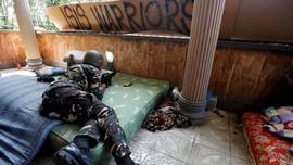 Dua Pemimpin ISIS Marawi Tewas, Seorang Lagi Misterius