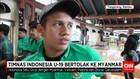 Timnas Indonesia U-19 Berangkat ke Myanmar