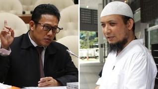 KPK: e-mail Novel ke Aris Budiman Tergolong Pelanggaran Berat