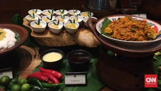 Menjajal Makanan Indonesia 'Level Up' di Jakarta