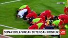 Sepak Bola Suriah Ditengah Konflik