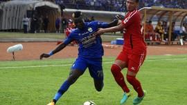 Bhayangkara FC: Persib Tetap Berbahaya Tanpa N'Douassel