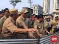 Djarot, di Antara Peresmian Proyek Warisan Jokowi-Ahok