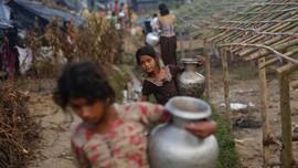 Kelaparan Picu Eksodus Baru Rohingya dari Rakhine