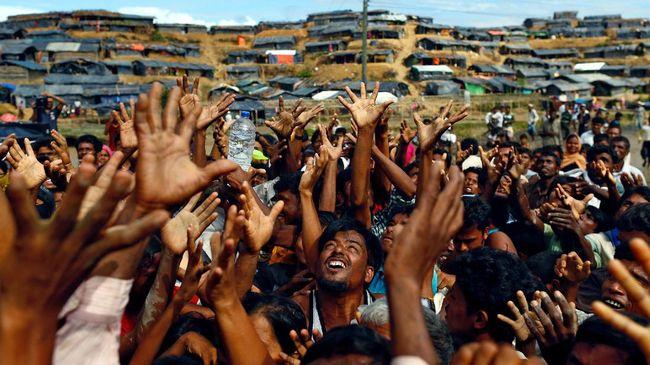 Panglima Myanmar Sebut Rohingya Bukan Warga Asli