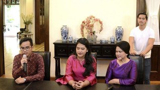 Kala Jokowi Beri Gibran Tanggung Jawab Jelang Kahiyang Nikah