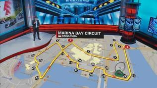 Mengenal Sirkuit Marina Bay Street