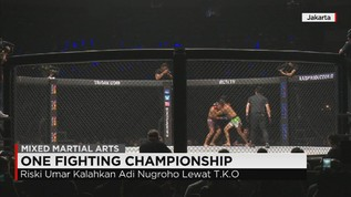 One Fighting Championship Total Victory
