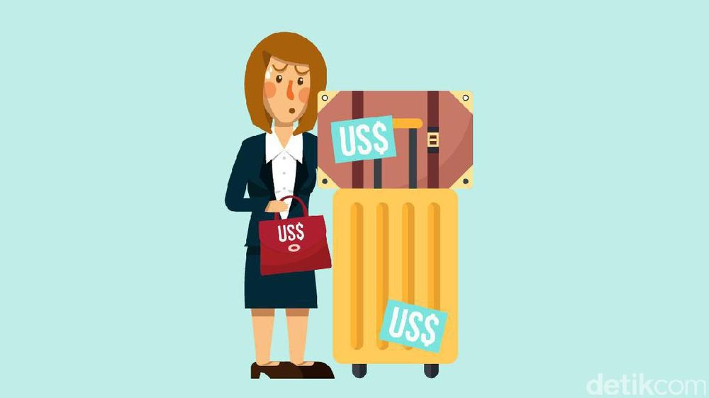 Belanja Barang Mewah Dicegat di Bandara