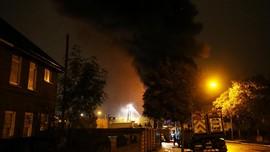 Ledakan Stasiun Gas Guncang Ibu Kota Ghana