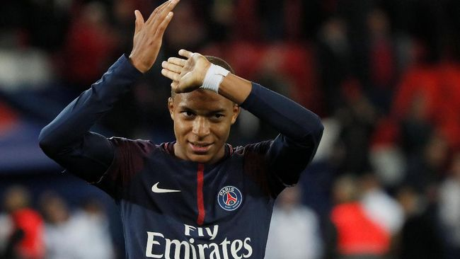 'Mbappe Lebih Profesional daripada Messi'
