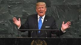 Donald Trump Batalkan Kesepakatan Nuklir Iran