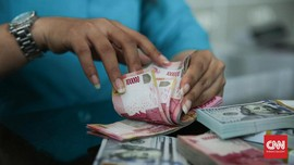 Terdepresiasi Dolar AS, Rupiah Perkasa dari Tiga Mata Uang