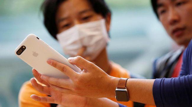 Maraknya Serangan Phising ke iPhone