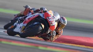Marquez Juara MotoGP Australia, Rossi Finis Kedua
