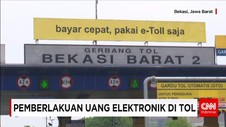 GT di Bekasi Mulai Memberlakukan Pembayaran Non Tunai