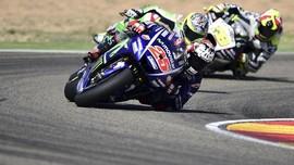 Vinales Pesimistis Bisa Juara Dunia MotoGP