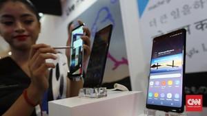 Foto: Mengintip Fitur Unik Galaxy Note 8