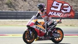 Klasemen MotoGP 2017 Usai Marquez Kalahkan Rossi