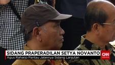 Ketua KPK Pantau Jalannya Sidang Prapradilan Setya Novanto