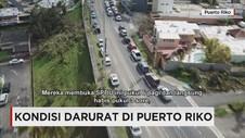 Kondisi Puerto Riko Pascabadai Maria