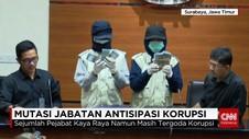 Antisipasi Korupsi, Pemprov Jatim Mutasi Sejumlah Pejabat