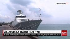 HUT TNI Sejumlah Alutsista Baru Ditampilkan ke Publik
