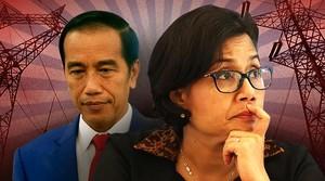 Proyek Setrum Jokowi Terancam