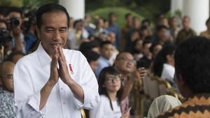Survei: 44,3 Persen dari 2.250 Responden Masih Percaya Jokowi