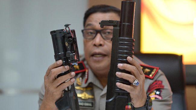 BPK Tak Ragu Audit Senjata Brimob Polri
