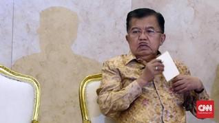 Beda Pendapat Jokowi dan JK soal Densus Tipikor Polri