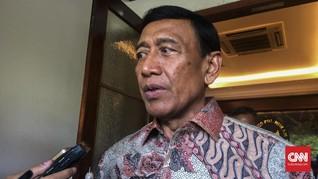 Wiranto: Tokoh Marawi Tewas, Potensi ISIS ke Indonesia Surut
