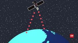 VIDEO: Mengenal Cara Kerja Satelit