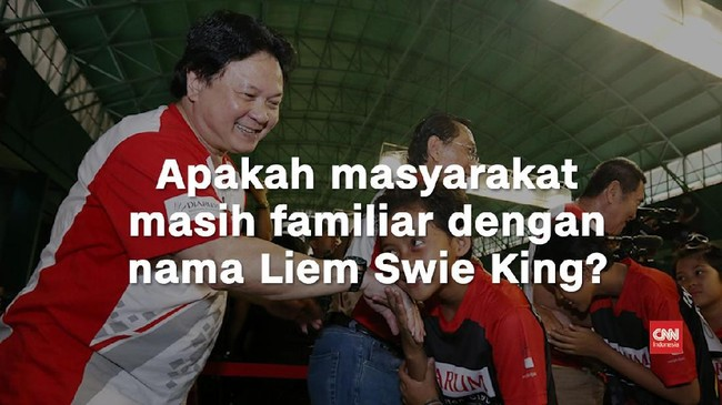 VIDEO: Liem Swie King Disebut Atlet Wushu