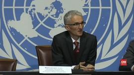 PBB Janjikan Bantuan Rp4,6 Triliun untuk Rohingya
