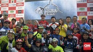 Tour De Borobudur 2017 Berhadiah Rumah