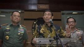 Wiranto Ungkap Rencana Kebijakan Tunggal Pembelian Senjata