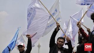 Aksi Selesai, Buruh Minta Jokowi Penuhi Semua Tuntutan