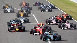 Vettel Gagal Finis, Hamilton Dekati Gelar Juara F1 2017