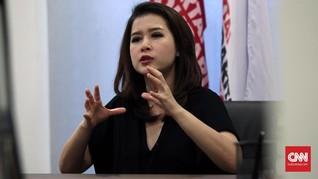 Grace Natalie Tegaskan Dukungan PSI untuk Jokowi di 2019